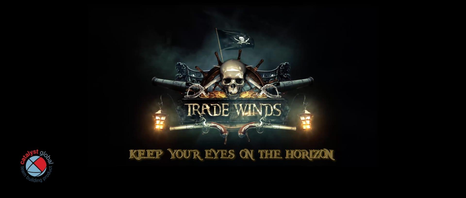 Trade Winds teambuilding aktivita na eventy a konferencie logo